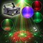 Laser Profesional Wonsung Mini 40 Patrones Audioritmico
