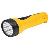 Lampara Linterna Recargable 30 Lumenes 7 Led Pretul 24090