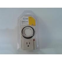 Timer Lampara Luz Temporizador Encen-apag Saltos D 15min Ok