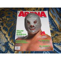 Revista Lucha Libre Hijo Del Santo Especial Vbf