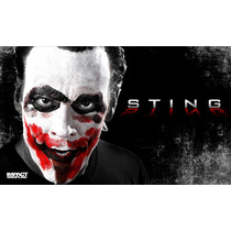 Tna Banner De Sting Ideal Para Decorar Tu Recamara