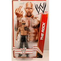 Wwe Mattel, Dwayne Jhonson. The Rock. Nuevo En Su Empaque.
