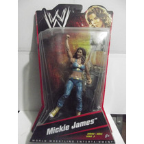 Dr.veneno Wwe Mickie James Serie 3 Mattel