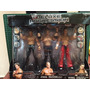 Wwe Deluxe Aggression Pack - Jericho, Kane Y Shawn Michaels