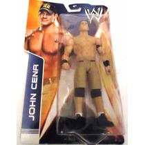 Wwe John Cena Figura Articulada Mattel No Sin Cara