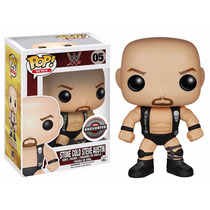 Funko Pop Stone Cold Steve Austin Exclusive