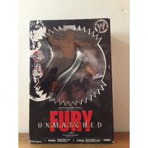 Figura De John Cena Original Fury Unmatched Wwe Nueva