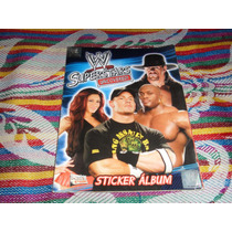 Lucha Libre - Album Completo Wwe Superstars Vbf