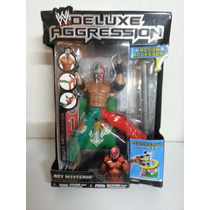 Wwe Deluxe Aggression Serie 1 Rey Mysterio