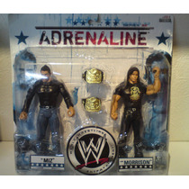 Wwe Adrenaline Serie 32 John Morrison & The Miz