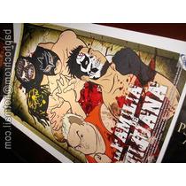 Poster Print Lucha Libre La Familia De Tijuana Original