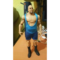 Figuras Orignales Elite Wwe Big Show Y Jhon Cena Mattel