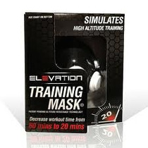 Elevation Training Mask 2.0 (mascara De Altitud 2.0) New