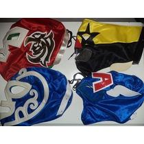 Mascaras De Lucha Libre Economicas.adulto!!!