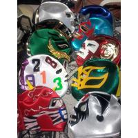Mascaras De Luchadores Adulto Varios Modelos. $94 Mayoreo.