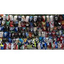 10 Mascaras X 159.99 Lucha Libre Bodas Batucadas Fiestas