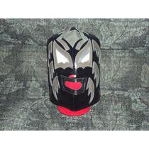 Mascara De Luchador La Sombra Lycra Piel Economica P/adulto