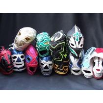 Llaveros De Mascaras De Luchadores $32.00!!!