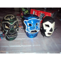 Llaveros De Mascaras De Luchadores $40 Mayoreo