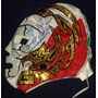 Mascara Autografiada Firmada Dr. Wagner Aaa Cmll Lucha Libre