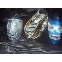 Llaveros De Mascaras De Luchadores $40 Mayoreo.