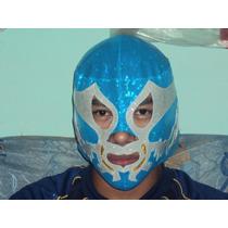Wwe Aaa Cmll Mascara Luchador Canek P/adulto Semiprofesional
