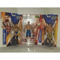 Oferta De Luchadores De La Wwe John Cena Y Cm Punk