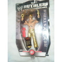 Wwe Rey Mysterio Ruthles Aggression (no Mattel)