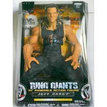 Wwe Jeff Hardy Luchador Tamaño Jumbo
