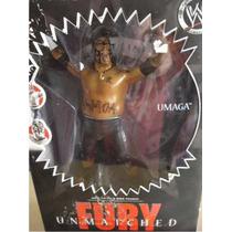 Umaga / Luchadores De La Wwe / Figura Luchador Umaga