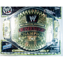 Wwe Cruiserweight Champion Cinturon