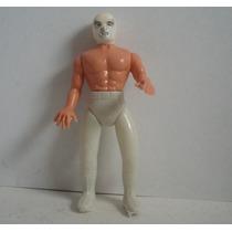 El Santo - Luchador Plastico Inflado - Muñeco De Juguete