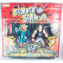 Wwe Wwf Summer Slam 99 2 Tuff 5 Debra Michaels/double J Diva