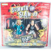 Wwe Wwf Summer Slam 99 2 Tuff 5 Debra Michaels/double J
