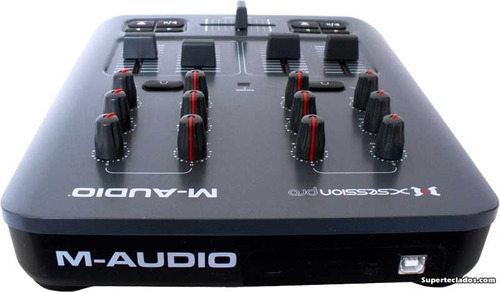 M-audio Torq Mixlab X-session Pro Dj Controlador De Software