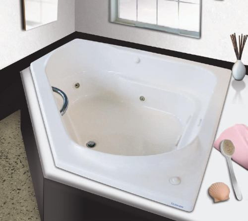 Medidas para un baño con tina ~ dikidu.com