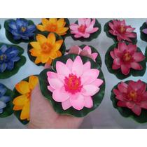 Flor De Loto Acuatica Artificial Bfn