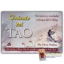 Oráculo Del Tao - 64 Cartas Y Libro Con Instrucciones