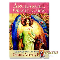 Archangels Oracle Cards - Doreen Virtue