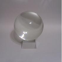 Esfera Bola De Cristal Con Base De Cristal 45cm Circ
