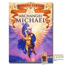 Oráculo Arcángel Miguel - Doreen Virtue / 44 Cartas Y Guía.