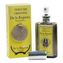 Poderoso Perfume Y Talisman De La Riqueza Directo Desde Cuba