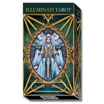 Tarot Illuminati 78 Cartas Y Libro