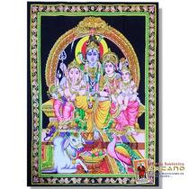 Manta Hindu - De La Familia De Los Dioses Hindus