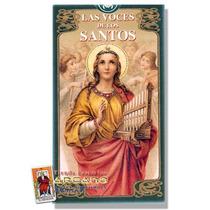 Tarot Voces De Los Santos - 78 Cartas E Instrucciones
