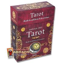 Mazo De Tarot - 78 Cartas Y Libro