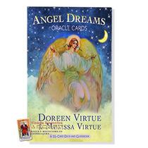Oraculo Angel Dreams - Doreen Virtue - 55 Cartas Y Folleto