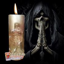 Amarre Ritual Con La Santa Muerte Y Palo De Union