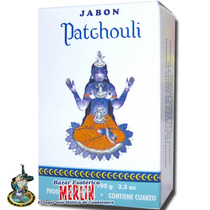 Jabón Patchouli Prosperidad Y Amor