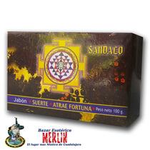 Original Jabón De Sándalo - Logra Protección, Amor Y Salud